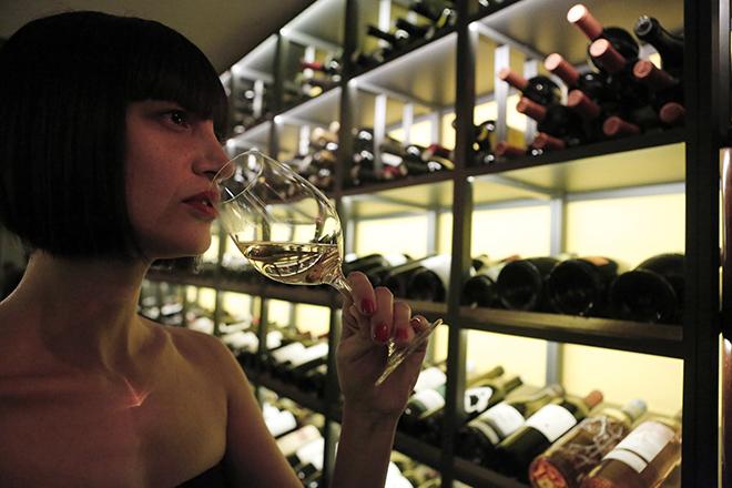 Ελληνικό κρασί σε Νέα Υόρκη και Λονδίνο και σούσι με… ρετσίνα!