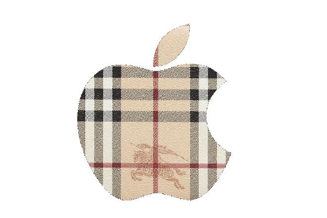 Όταν η Apple συνάντησε τον Οίκο Burberry