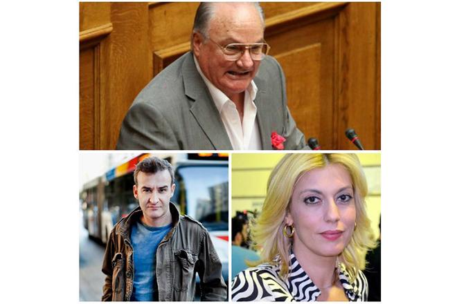 Εκλογές 2015: Ποιοι celebrities μπήκαν στη Βουλή και ποιοι δεν τα κατάφεραν;