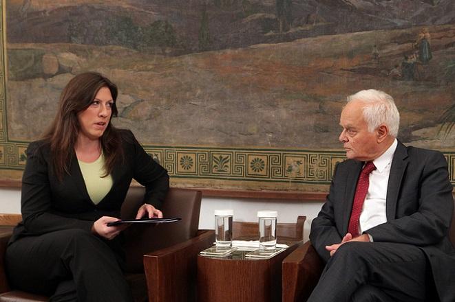 Στα χέρια της Κωνσταντοπούλου τα επίσημα αποτελέσματα των εκλογών