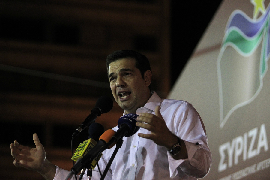 WSJ: Η επανεκλογή του Τσίπρα ίσως καθησυχάσει τις αγορές