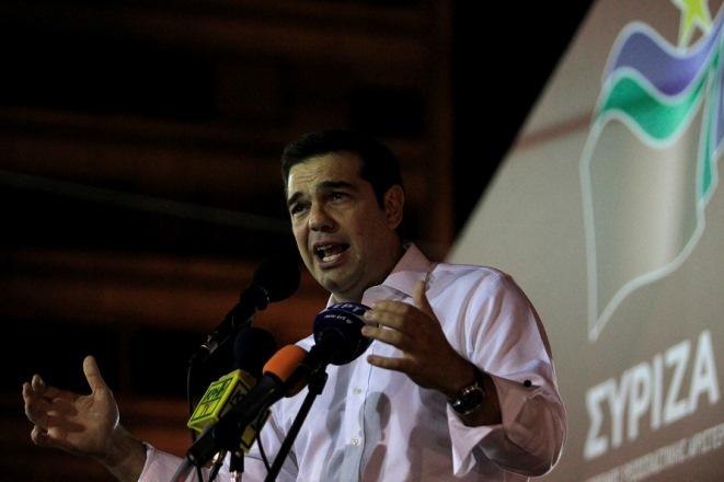 Τσίπρας: Άμεσος στόχος η αποκατάσταση της οικονομικής σταθερότητας