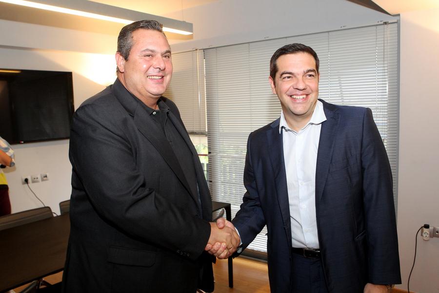 Αυτά είναι τα νέα υπουργεία της κυβέρνησης ΣΥΡΙΖΑ – ΑΝΕΛ