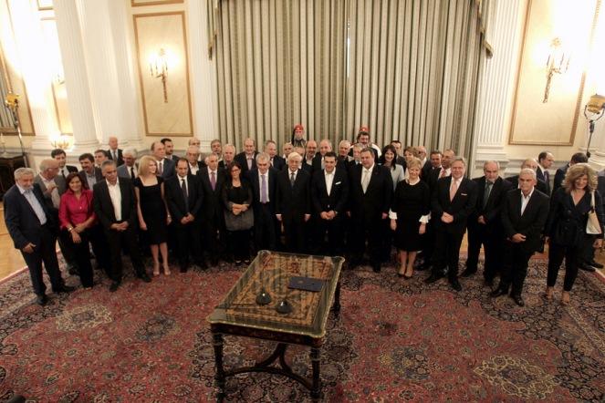 Συνεδριάζει αύριο για πρώτη φορά το υπουργικό συμβούλιο