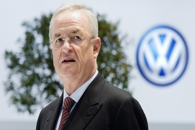 Συνταξιοδοτικό πακέτο 32 εκατ. δολαρίων για τον πρώην CEO της VW