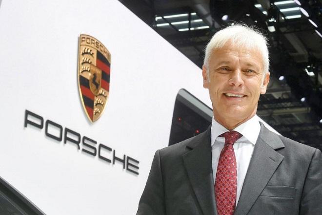 Νέος διευθύνων σύμβουλος της Volkswagen ο Ματίας Μίλερ