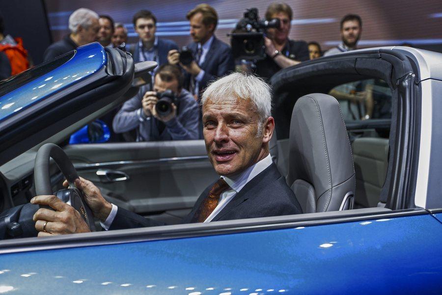 Ποιο θα είναι το νέο αφεντικό της Volkswagen