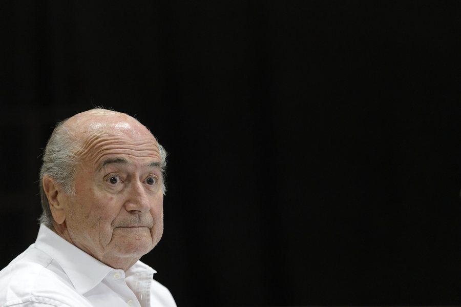 Ποινική δίωξη και ανάκριση του Σεπ Μπλάτερ για το σκάνδαλο της FIFA