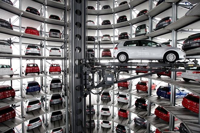 Η πόλη που ζει και αναπνέει για τη VW