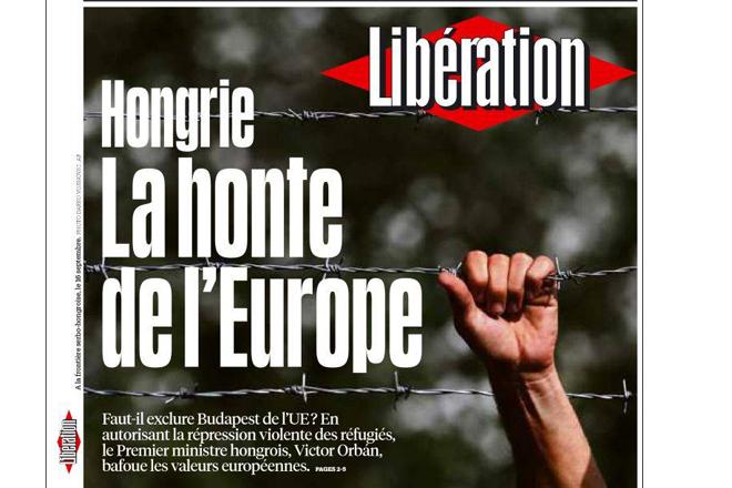 «Ουγγαρία, η ντροπή της Ευρώπης»
