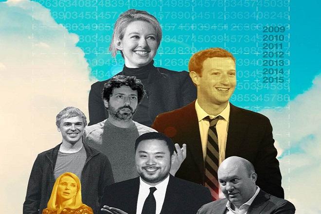 Οι πρώτοι των πρώτων της λίστας Fortune 40 under 40