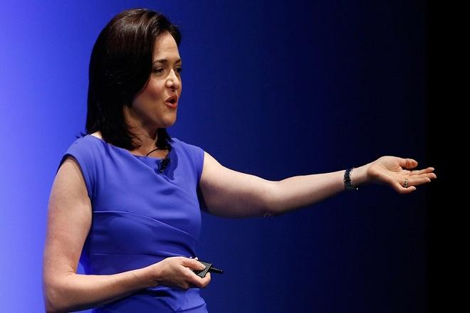 Η Σέριλ Σάντμπεργκ σας μαθαίνει πως να εξασφαλίσετε τη γρήγορη ανάπτυξη της επιχείρησης σας