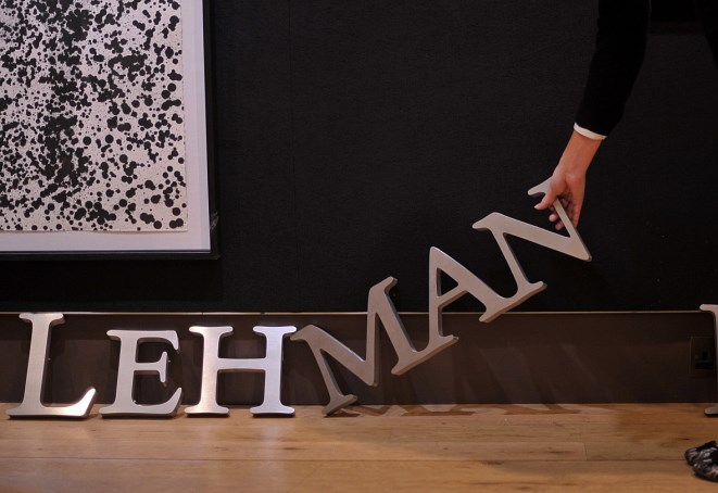 Aποκάλυψη: Η χρεοκοπημένη Lehman Brothers ακόμα διαπραγματεύεται μετοχές