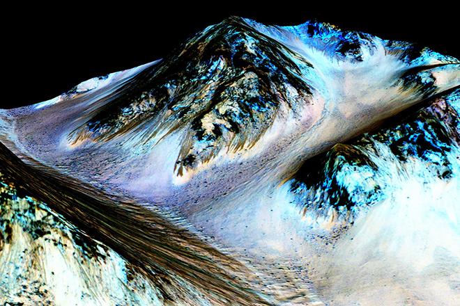 Τι σημαίνει η ανακάλυψη ιχνών τρεχούμενου νερού στον Άρη
