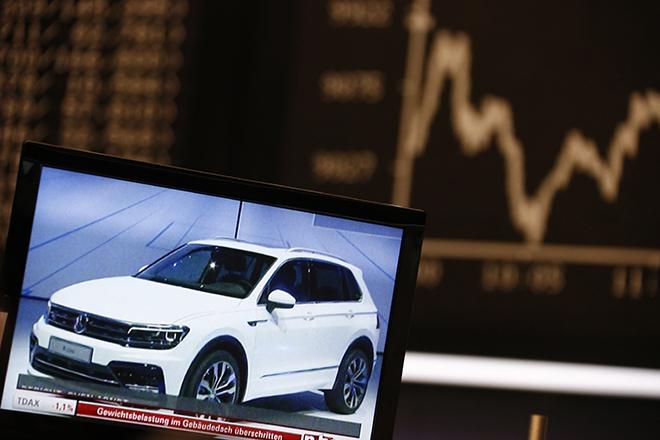 Εκτός των δεικτών Dow Jones Sustainability η Volkswagen