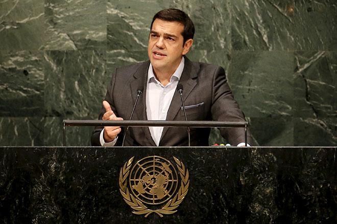 Μίνι «εμπλοκή» στη συνέλευση του ΟΗΕ με αφορμή τα Σκόπια