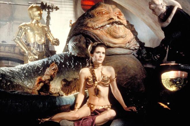 Το «μπικίνι της σκλαβιάς» των Star Wars πουλήθηκε για 96.000 δολάρια