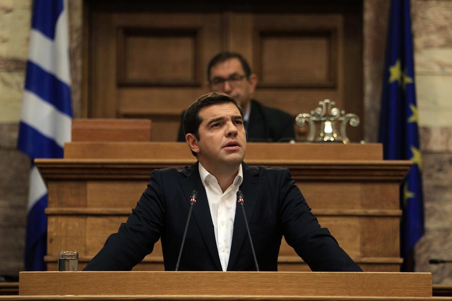 Συμβουλίο Πολιτικών Αρχηγών σκέφτεται να συγκαλέσει ο Αλέξης Τσίπρας
