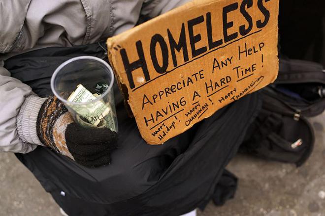 Πετυχημένοι επιχειρηματίες που ήταν κάποτε άστεγοι