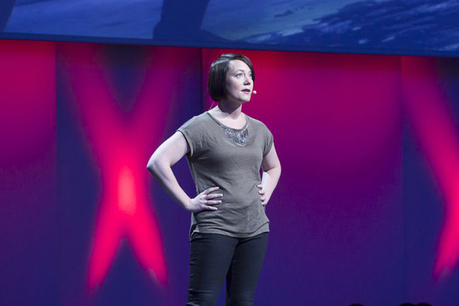 Η γυναίκα πίσω από το πιο επιτυχημένο βιντεο-παιχνίδι της χρονιάς