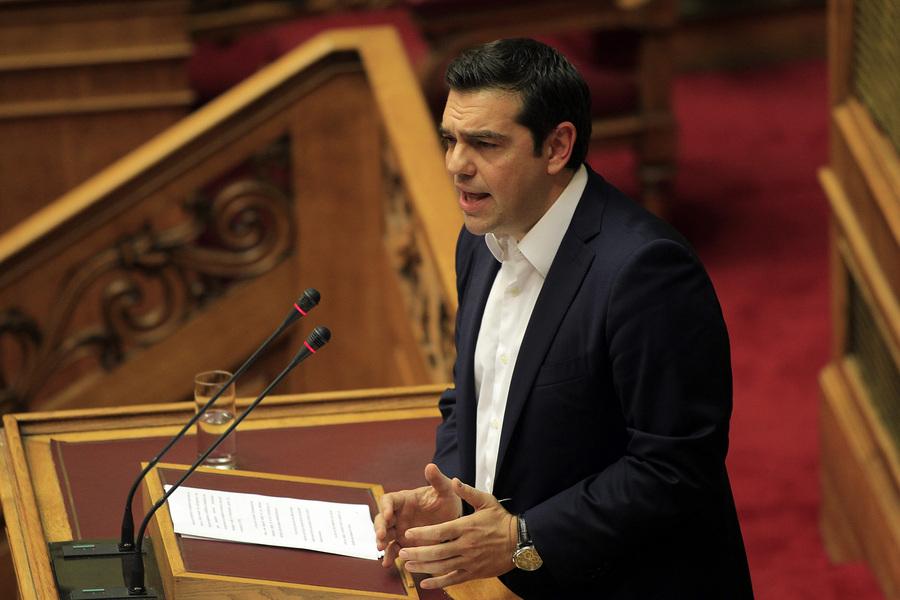 Προγραματικές δηλώσεις Αλέξη Τσίπρα: Οι στόχοι και οι επιδιώξεις της κυβέρνησης