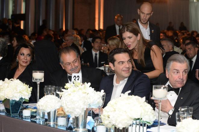 To δείπνο των 30 δισ. δολαρίων και ο Αλέξης Τσίπρας