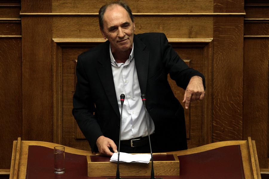 Σταθάκης: Στο 1,5% και όχι στο 2,5% η ύφεση – Χουλιαράκης: Ρύθμιση χρέους μετά την αξιολόγηση
