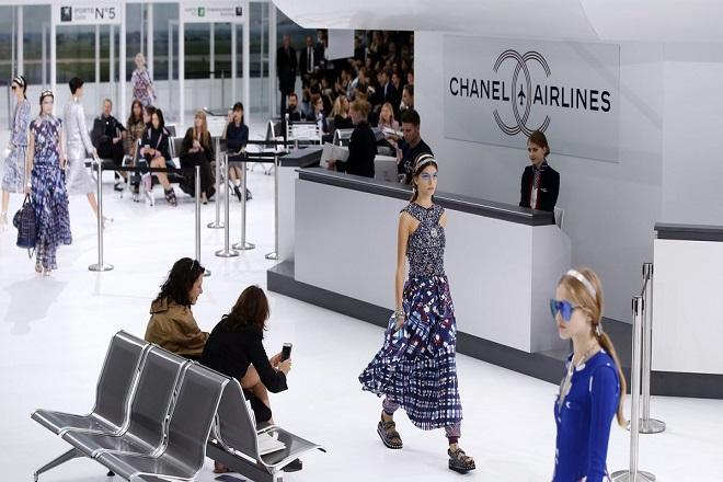 Το αστρονομικό ποσό για την επίδειξη μόδας του Οίκου Chanel στο Παρίσι