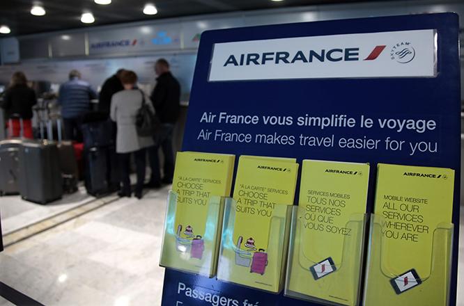 Ζήτημα επιβίωσης της Air France έθεσε ο Γάλλος πρωθυπουργός