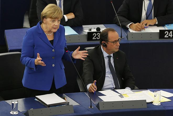 Μέρκελ: Η Συμφωνία του Δουβλίνου έχει πλέον ξεπεραστεί