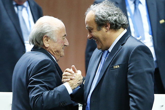 «Πόρτα» της FIFA στον Πλατινί
