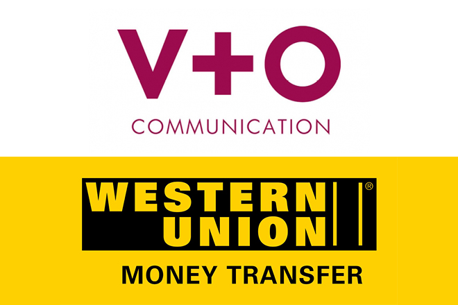 H επικοινωνιακή στρατηγική της Western Union σε «ελληνικά χέρια»