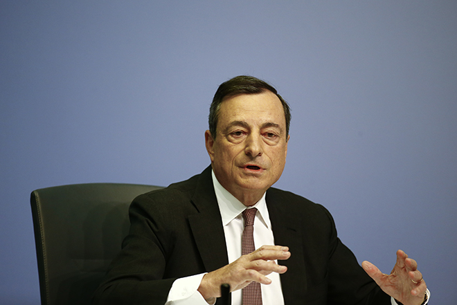 Reuters: Η ΕΚΤ ενδέχεται να επεκτείνει το πρόγραμμα αγοράς ομολόγων ως το 2018