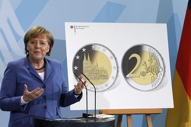 Έσπασαν όλα τα ρεκόρ οι γερμανικές εξαγωγές την εποχή του ευρώ