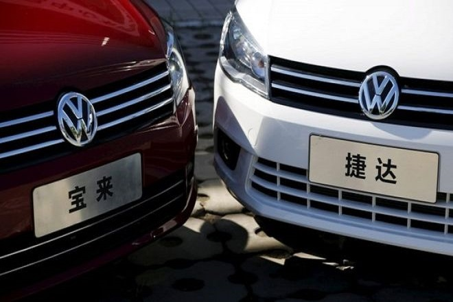 Σχεδόν 2.000 οχήματα VW ανακαλούνται στην Κίνα