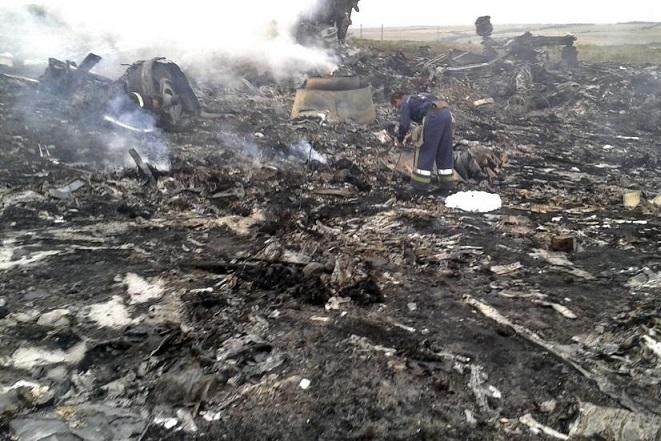 Πτήση MH17: Το αεροσκάφος κατερρίφθη από πύραυλο εδάφους