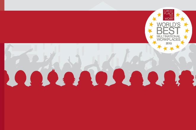 Οι 25 πολυεθνικές – «παράδεισοι» για τους εργαζόμενους τους