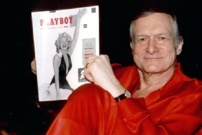 Τέλος το γυμνό για το Playboy