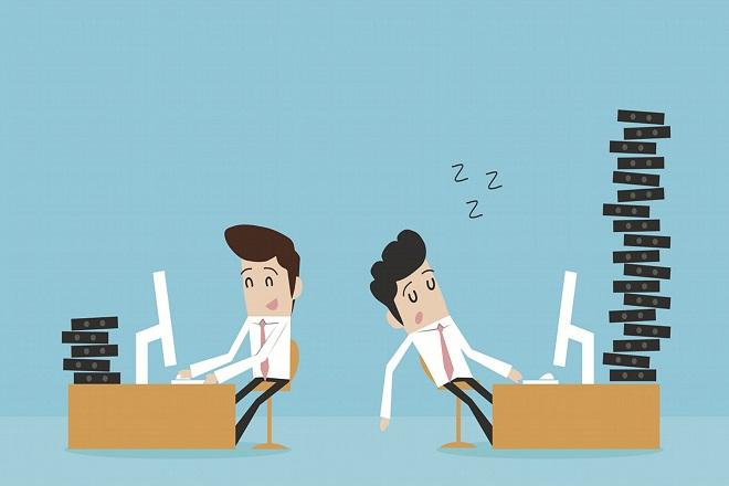 Πόσο επηρεάζει η ξεκούραση την παραγωγικότητα;