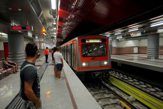 Big Brother στο ελληνικό Μετρό