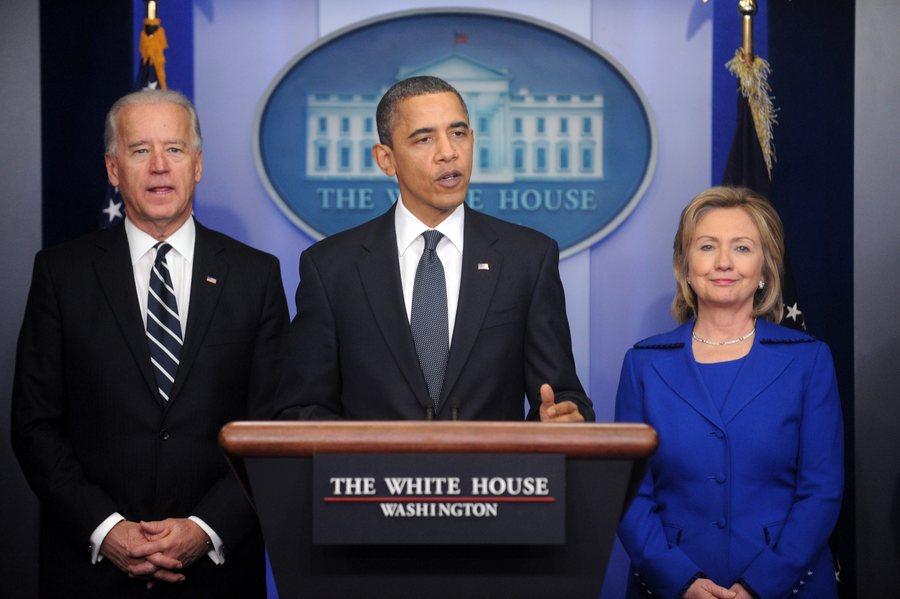 Η υποχώρηση που ανοίγει τον δρόμο της Χίλαρι Κλίντον για τον Λευκό Οίκο