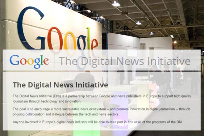 Η Google ρίχνει 150 εκατ. ευρώ σε ευρωπαϊκούς ειδησεογραφικούς οργανισμούς
