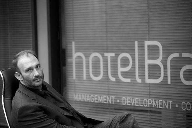 Ο «εγκέφαλος» πίσω από μια μεγάλη ξενοδοχειακή επιτυχία