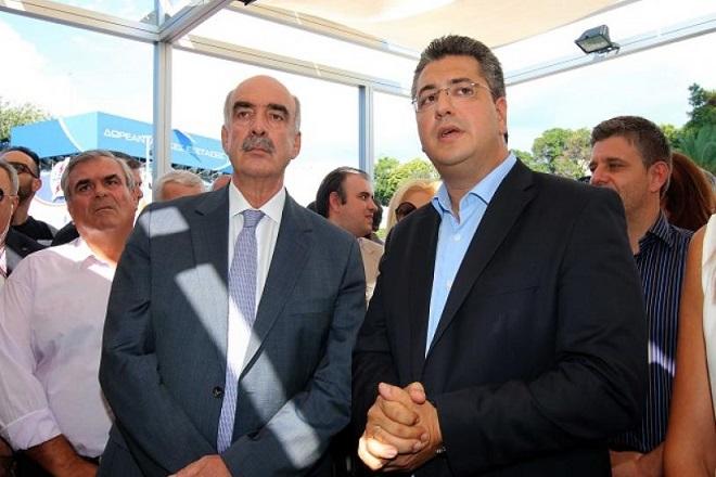 Τζιτζικώστας: Να παραιτηθούν Μεϊμαράκης και ΚΕΦΕ