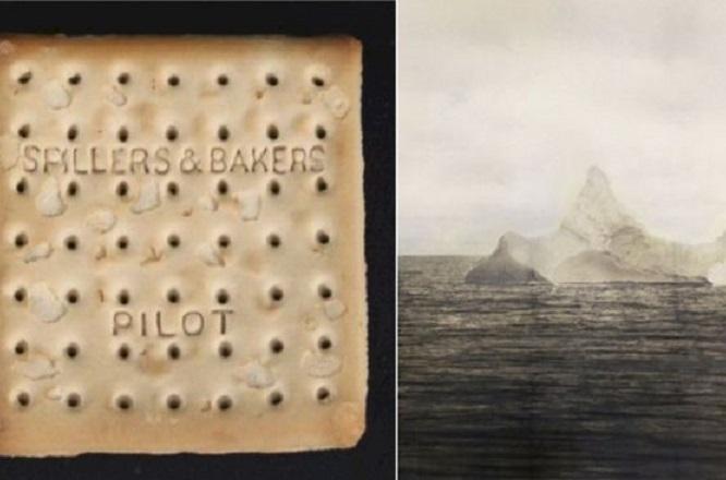 Έλληνας αγόρασε το μπισκότο του Τιτανικού για 15.000 λίρες