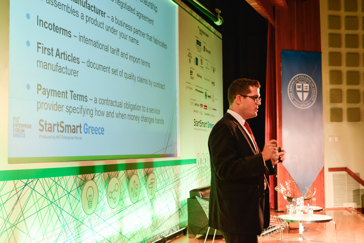 StartSmart Greece 2015_Alfonso (AJ) Perez, CEO, NVBOTS