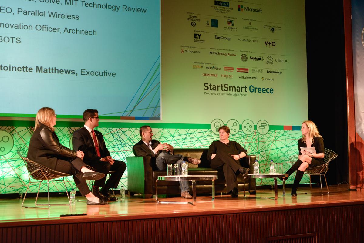 StartSmart Greece: Από την έμπνευση στην πράξη