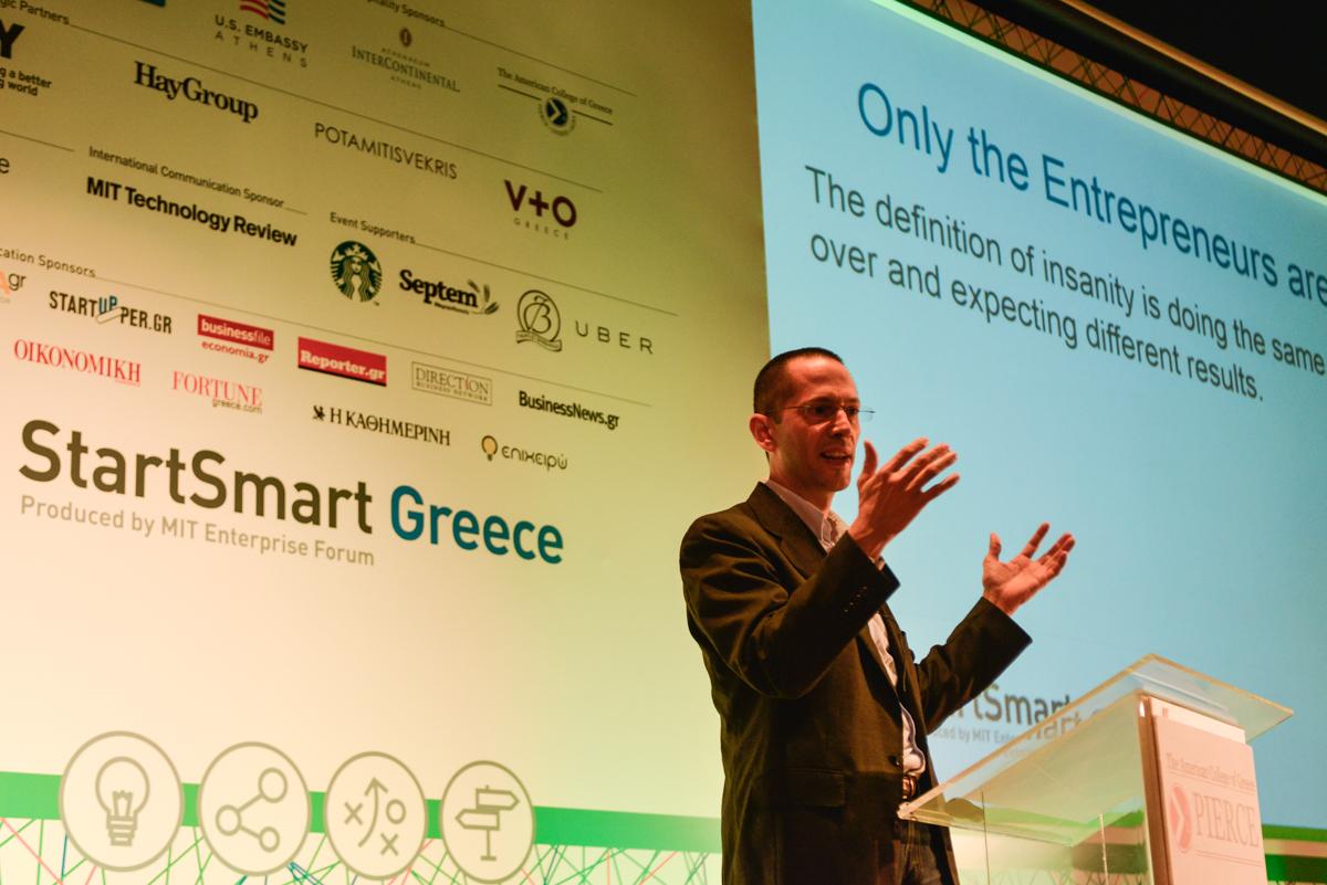 StartSmart Greece 2015_Steve Papa, Founder & CEO, Parallel Wireless, Cazena, Technology Ventures