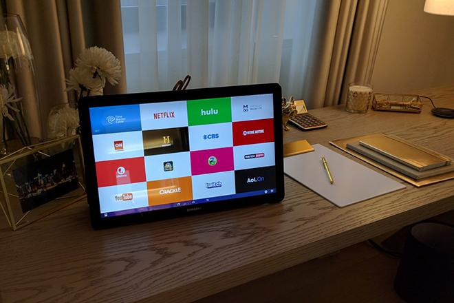 Η γιγαντιαία απάντηση της Samsung στο iPad Pro