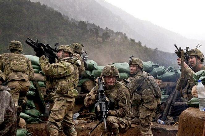 Έτσι προετοιμάζεται ο αμερικανικός στρατός για πόλεμο